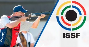 Finals Double Trap Men - 2015 ISSF Shotgun World Cup in Gabala (AZE)